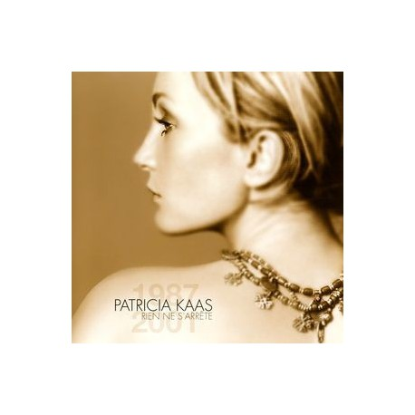 Patricia Kaas - Rien Ne S'arrête (Best Of 1987- 2001) - CD Album