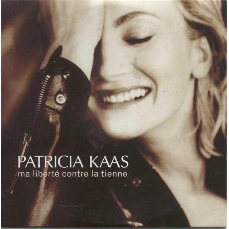 Patricia Kaas - Ma Liberté Contre La Tienne - CD Single