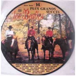 Beatles, The ‎– 14 Plus Grands Succes - Picture Disc
