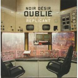 Noir Désir - Oublié - Replicant - CD Single Promo