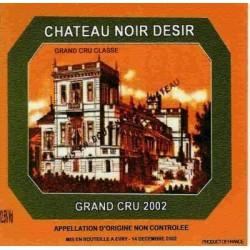 Noir Désir - Château Noir Désir - CD Album