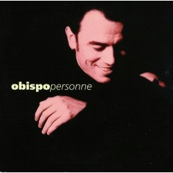 Pascal Obispo ‎– Personne - CD Single