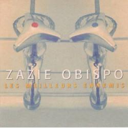 Pascal Obispo & Zazie - Les Meilleurs Ennemis - CD Single