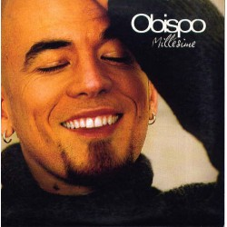 Pascal Obispo ‎– Millésime - CD Single Promo