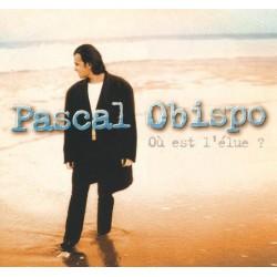Pascal Obispo – Où Est L'élue? - CD Single