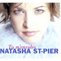 Natasha St-Pier - Tu M'envoles - CD Single