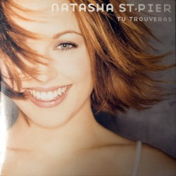 Natasha St-Pier - Tu Trouveras - CD Single Promo