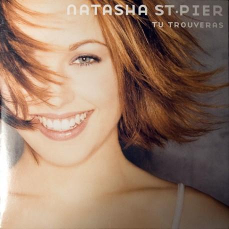 Natasha St-Pier - Tu Trouveras - CD Single Promo