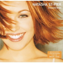 Natasha St-Pier ‎– Encontraràs - CD Single Promo