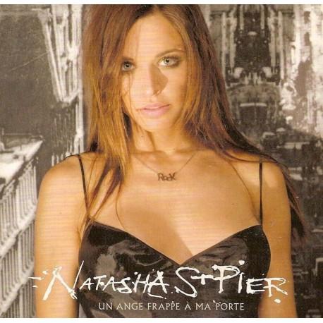 Natasha St-Pier – Un Ange Frappe À Ma Porte - CD Single