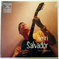 Henri Salvador - Une ile au soleil - LP Vinyl 3000 copies