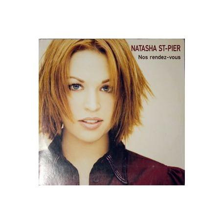 Natasha St-Pier – Nos Rendez-Vous - CD Single