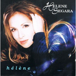 Hélène Ségara ‎– Hélène - CD Album - Version Espagnole