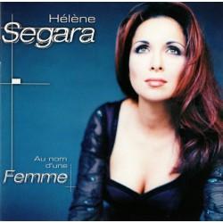 Hélène Ségara – Au Nom D'Une Femme - CD Album