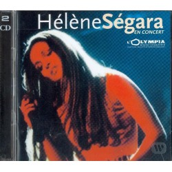 Hélène Ségara -  En Concert à l'Olympia - Double CD Album
