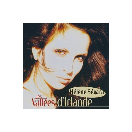 Hélène Ségara – Les Vallées D'Irlande - CD Single