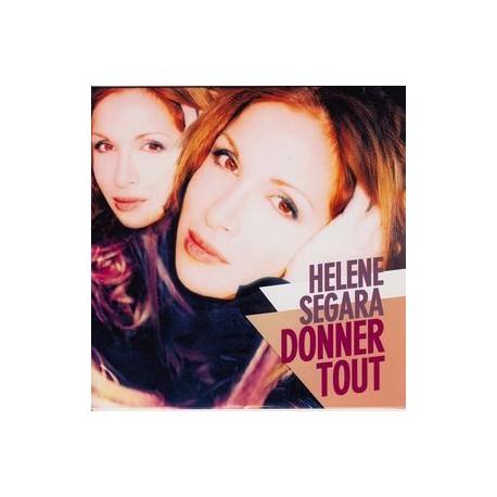 Hélène Ségara –  Donner Tout - CD Single