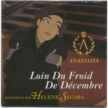 Hélène Ségara – Loin Du Froid De Décembre - CD Single