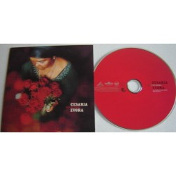 Cesaria Evora - Mar De Canal - CD Single Promo