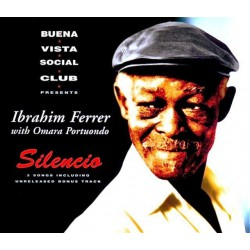 Ibrahim Ferrer With Omara Portuondo ‎– Silencio - CD Maxi Single