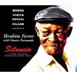 Ibrahim Ferrer With Omara Portuondo – Silencio - CD Maxi Single
