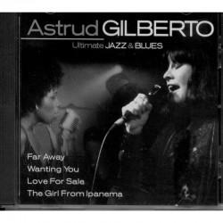Astrud Gilberto - Ultimate Jazz & Blues - CD Album