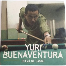 Yuri Buenaventura - Rueda De Casino - CD Single Promo