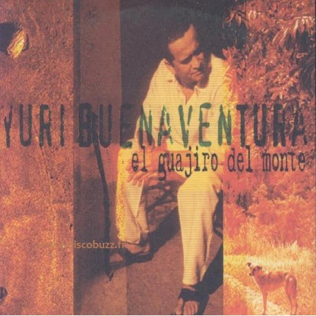Yuri Buenaventura - El Guajiro Del Monte - CD Single Promo