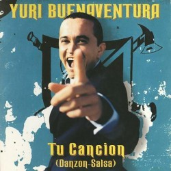 Yuri Buenaventura - Tu Cancion - CD Single Promo