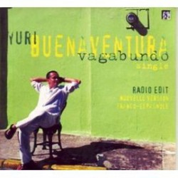 Yuri Buenaventura - Vagabundo - CD Single Promo