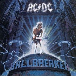 AC/DC ‎– Ballbreaker - Record Store Day