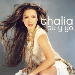Thalía ‎- Tu Y Yo - CD Single