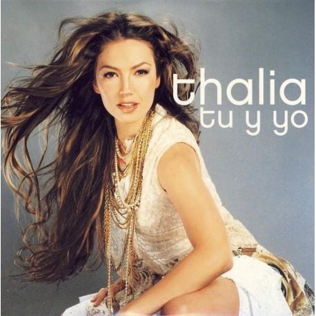 Thalía - Tu Y Yo - CD Single
