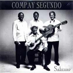 Compay Segundo - Sabroso - CD Single