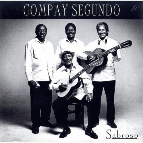 Compay Segundo - Sabroso - CD Single