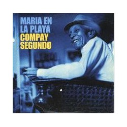 Compay Segundo - Maria En La Playa - CD Single Promo