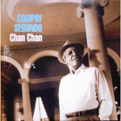 Compay Segundo - Chan Chan - CD Single Promo