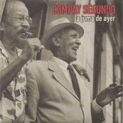 Compay Segundo ‎– La Juma De Ayer - CD Single