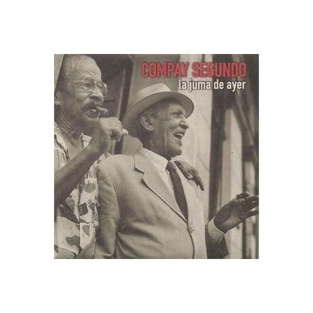 Compay Segundo – La Juma De Ayer - CD Single