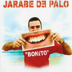 Jarabe De Palo ‎– Bonito - CD Single Promo