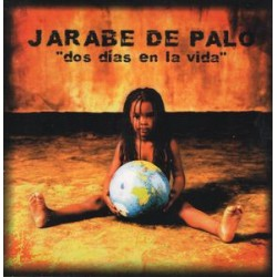 Jarabe De Palo ‎– Dos Días En La Vida - CD Single Promo