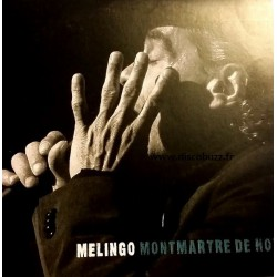 Melingo - Montmartre de Hoy - CD Single Promo