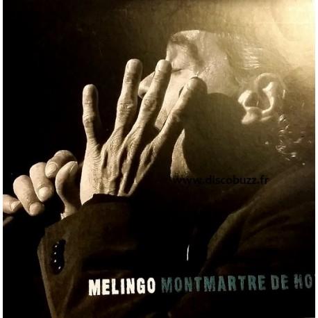 Melingo - Montmartre de Hoy - CD Single Promo