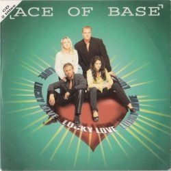 Ace Of Base ‎– Lucky Love - CD Single