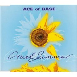 Ace Of Base ‎– Cruel Summer - CD Maxi Single