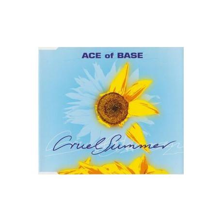 Ace Of Base – Cruel Summer - CD Maxi Single