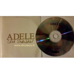 Adele - Cold Shoulder - CDr Single Promo