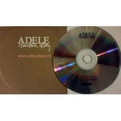 Adele - Hometown Glory - CDr Single Promo
