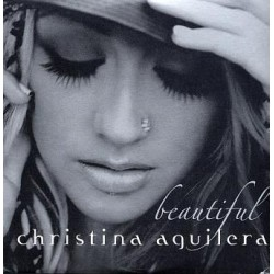 Christina Aguilera ‎– Beautiful - CD Maxi Single Promo