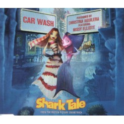 Christina Aguilera Featuring Missy Elliott ‎– Car Wash - CD Maxi Single
